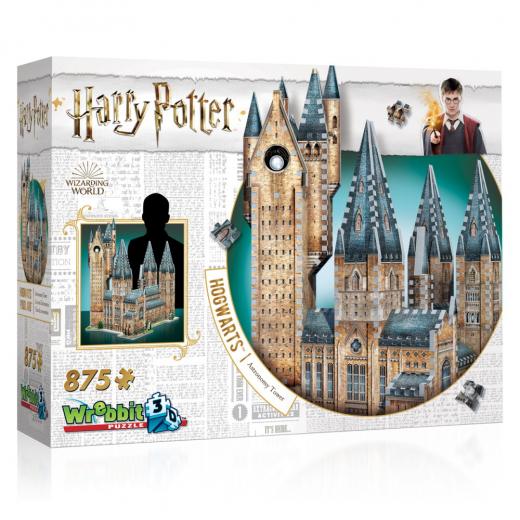 Wrebbit 3D - Harry potter Hogwarts Astronomy Tower