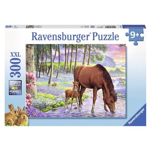 Ravensburger pussel: Serene Sunset - 300 Bitar