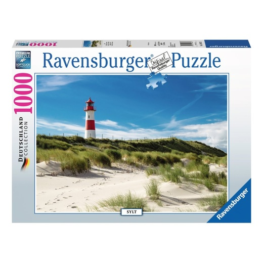 Ravensburger pussel - Lighthouse in Sylt 1000 Bitar