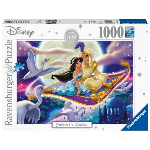Ravensburger pussel - Disney Aladdin 1000 Bitar