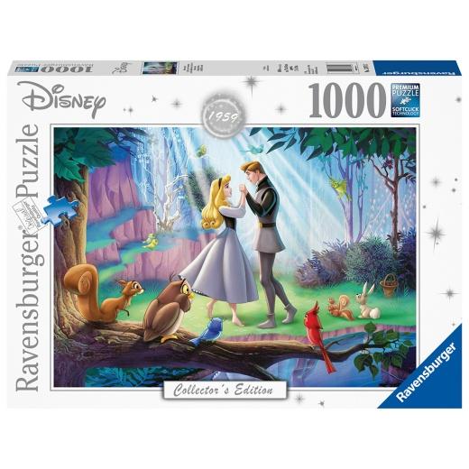 Ravensburger pussel - Disney Sleeping Beauty 1000 Bitar