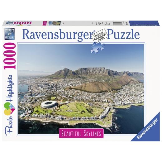 Ravensburger Pussel - Cape Town 1000 Bitar