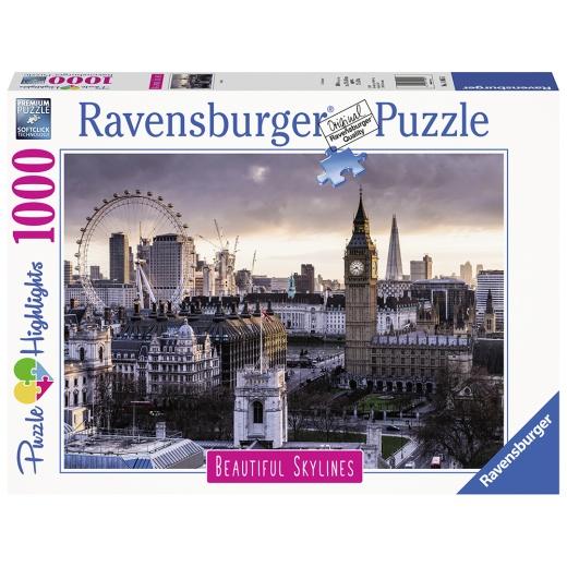 Ravensburger pussel - London 1000 Bitar