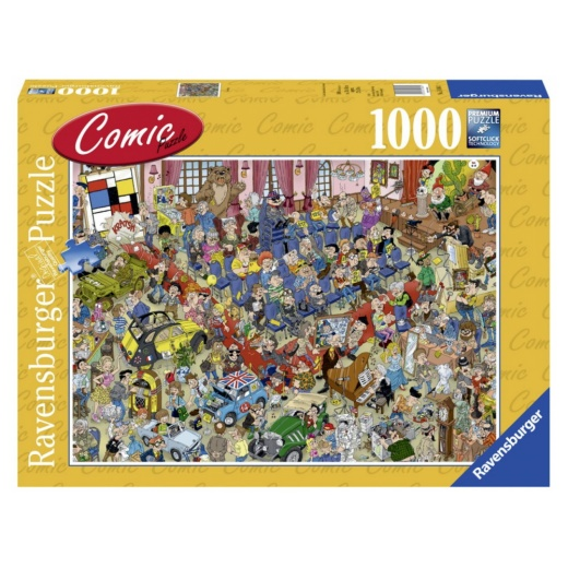 Ravensburger Pussel - The Auction 1000 Bitar