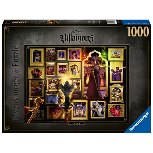 Ravensburger Pussel - Villainous: Jafar 1000 Bitar