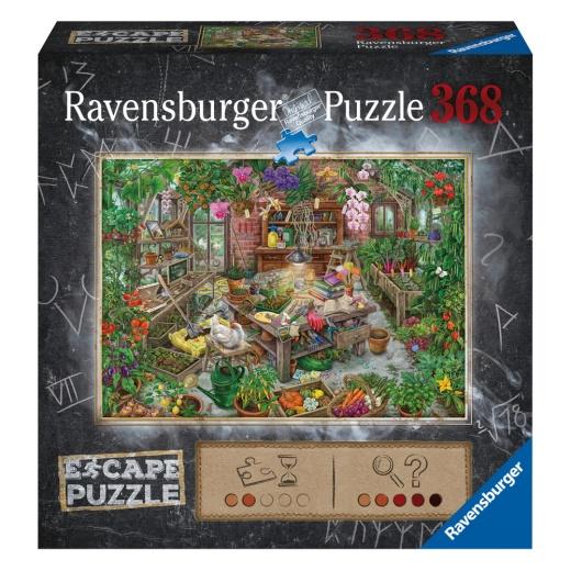 Ravensburger Pussel - ESCAPE The Green House 368 Bitar