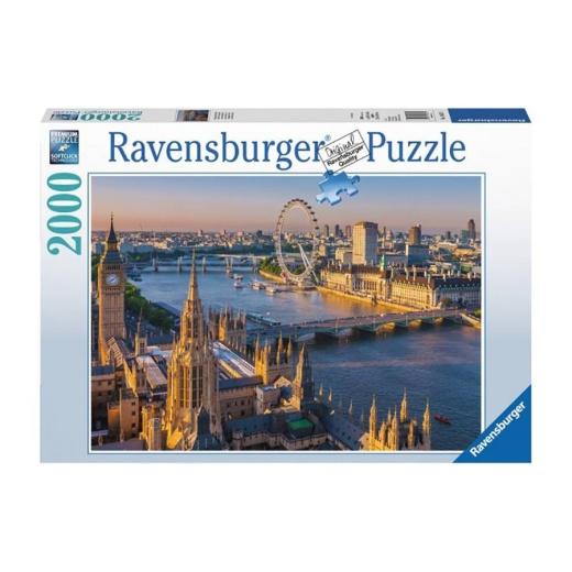 Ravensburger pussel: Atmospheric London - 2000 bitar