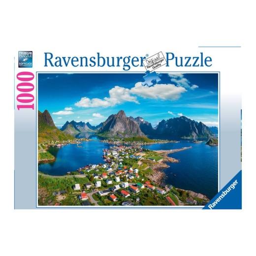 Ravensburger pussel: Lofoten 1000 bitar