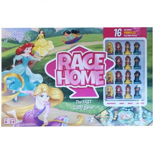 Disney Princess Race Home Game