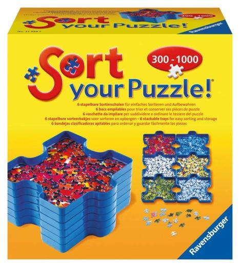 Sort your puzzle 300 - 1000 Bitar