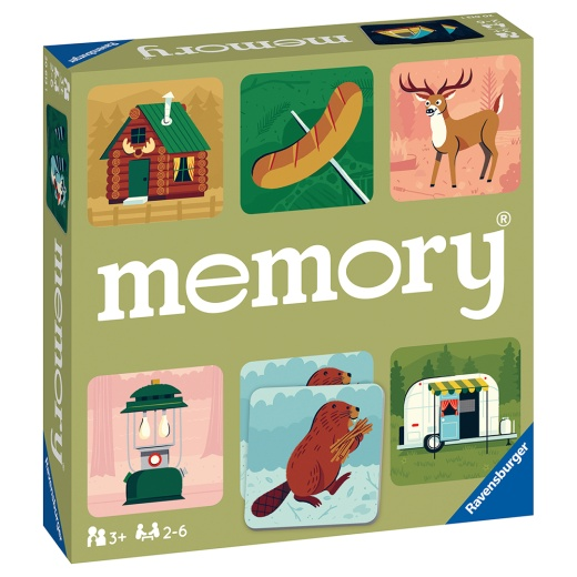 Camping Adventures memory