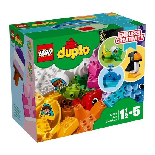 Lego Duplo - Roliga skapelser 10865