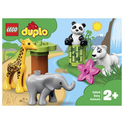 Lego Duplo - Djurungar 10904