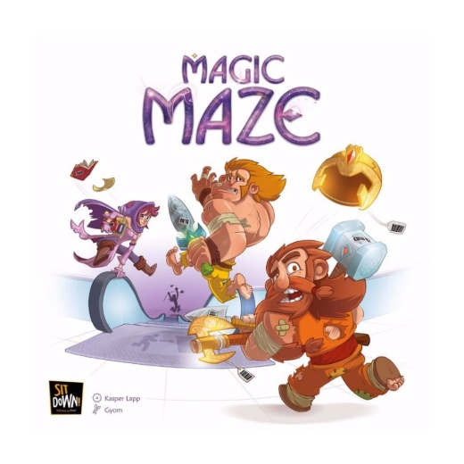 Magic Maze (Eng.)