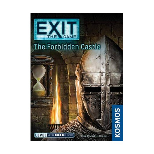 Exit: The Game - The Forbidden Castle i gruppen SÄLLSKAPSSPEL / Strategispel hos Spelexperten (114277)