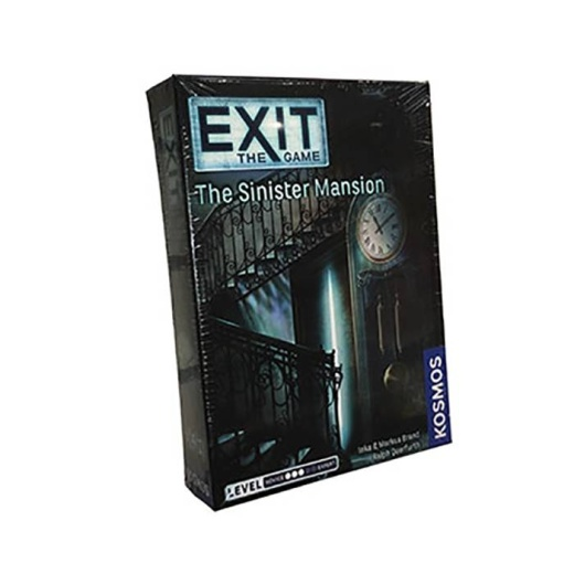 Exit: The Game - Sinister Mansion