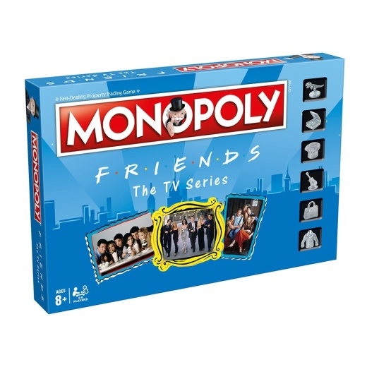 Monopoly: Friends