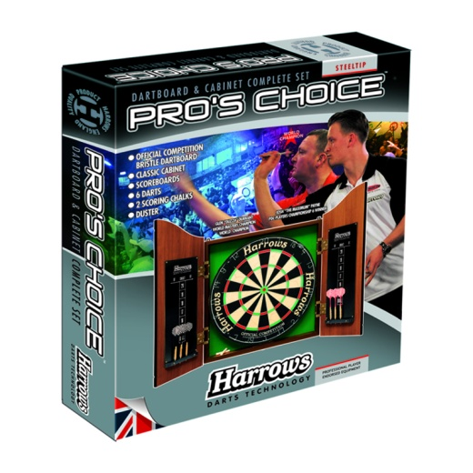 Harrows Pro's Choice