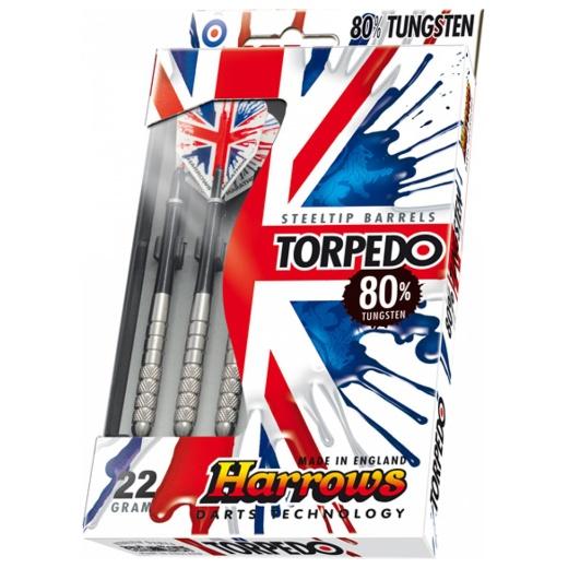 Harrows Torpedo 80% Tungsten 23 g
