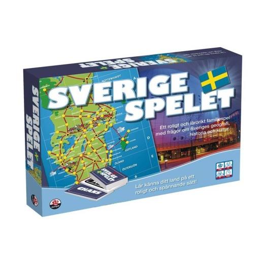 Sverige spelet