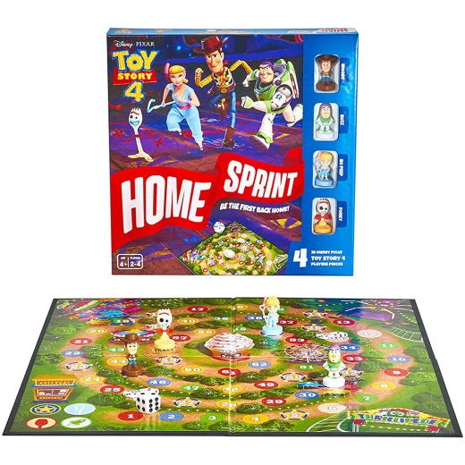 Toy Story 4 Home Sprint