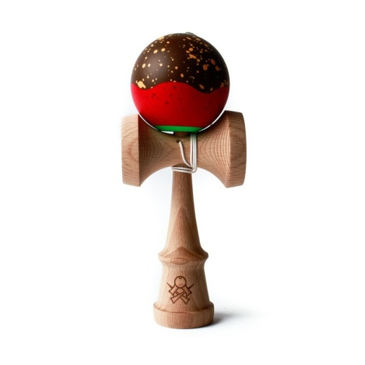 Sweets Prime C V14 - Chocolate Covered Strawberry - Cushion Clear i gruppen LEKSAKER / Kendama / Sweets hos Spelexperten (152-CHO)