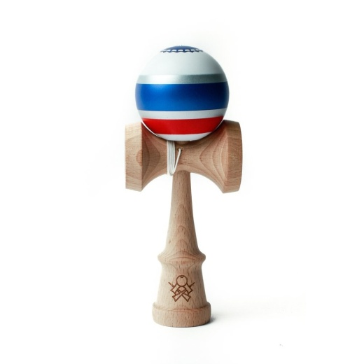 Sweets Prime Custom V17 - Blue Ribbon - Cushion Clear i gruppen LEKSAKER / Kendama / Sweets hos Spelexperten (164-TBRC)