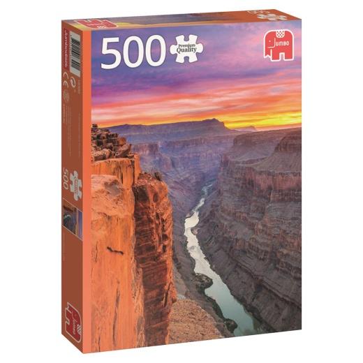 Jumbo Pussel - Grand Canyon, USA 500 Bitar