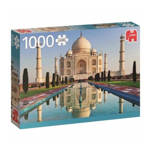 Jumbo Pussel - Taj Mahal, India 1000 Bitar