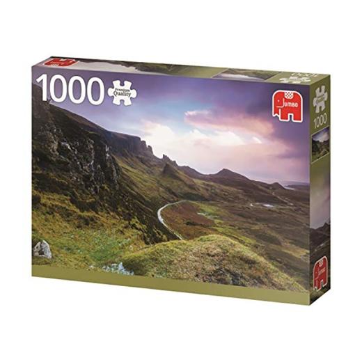Jumbo Pussel - Trotternish ridge, Scotland 1000 Bitar