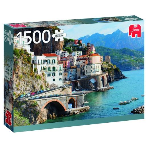Jumbo Pussel - Amalfi coast, Italy 1500 Bitar