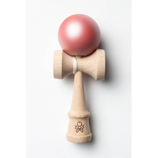 Sweets - F3 Solid Pearls - Grapefruit Cushion Clear i gruppen LEKSAKER / Kendama / Sweets hos Spelexperten (208-GRA)