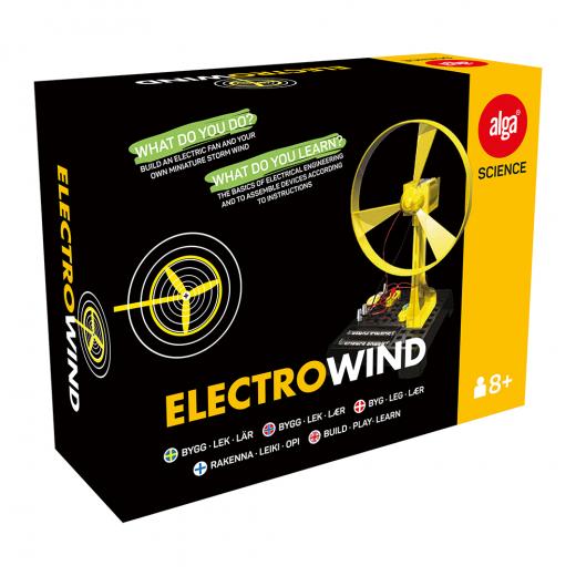 Alga Science - Electro Wind