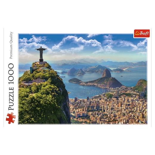 Trefl Pussel: Rio de Janeiro 1000 Bitar