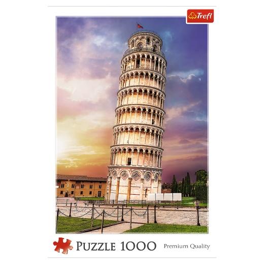 Trefl Pussel: Pisa Tower 1000 Bitar