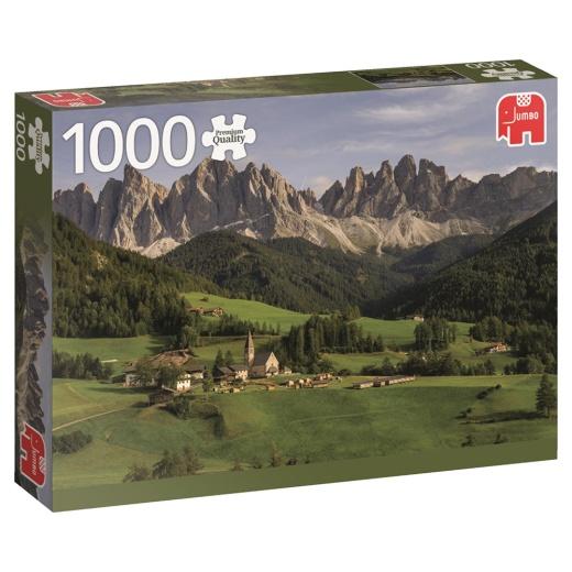 Jumbo Pussel - Dolomites 1000 bitar