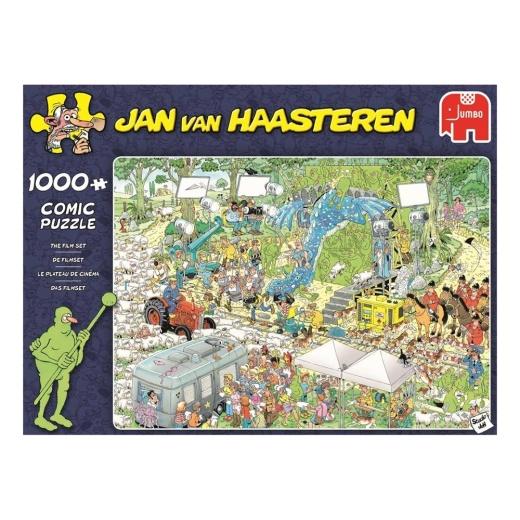 Jan van Haasteren Pussel - The Film Set 1000 bitar