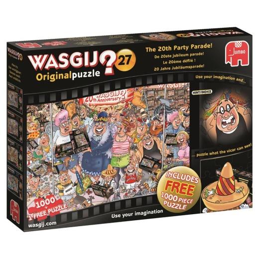 Wasgij? #27 - The 20th Party Parade 1000 bitar