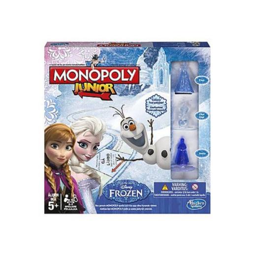 Monopol Junior - Frost