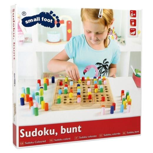 Sudoku Coloured