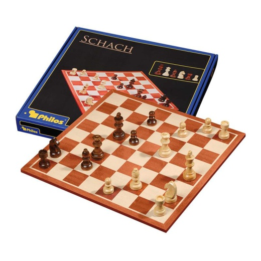 Chess Set Albus 45 mm