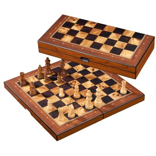 Chess Set Aquilus 40 mm