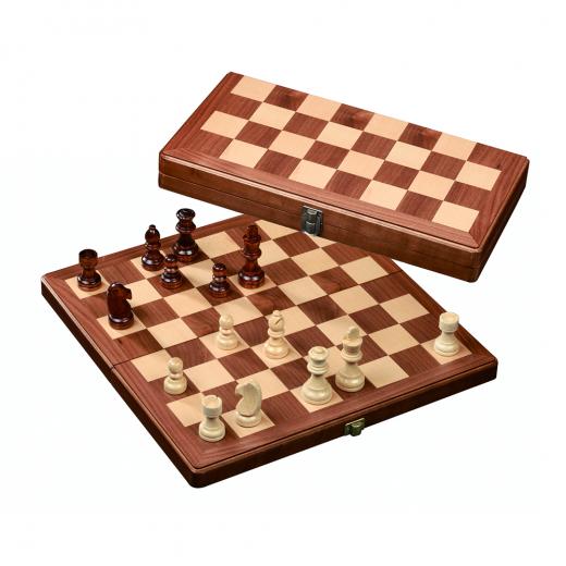Chess Set Walnut (33mm)