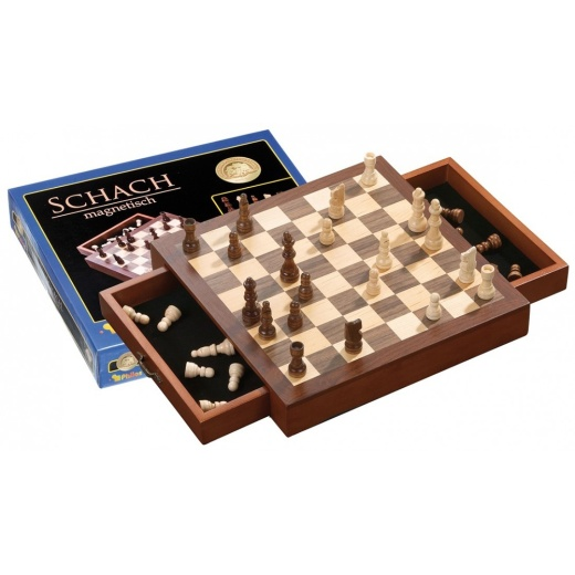 Chess Set Box Magnetic 33 mm