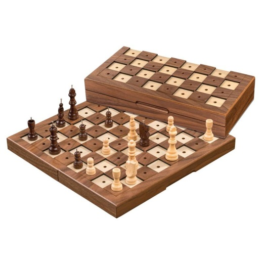 Chess Set Blind 33 mm