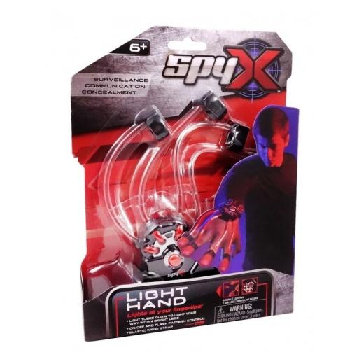 SpyX - Light Hand