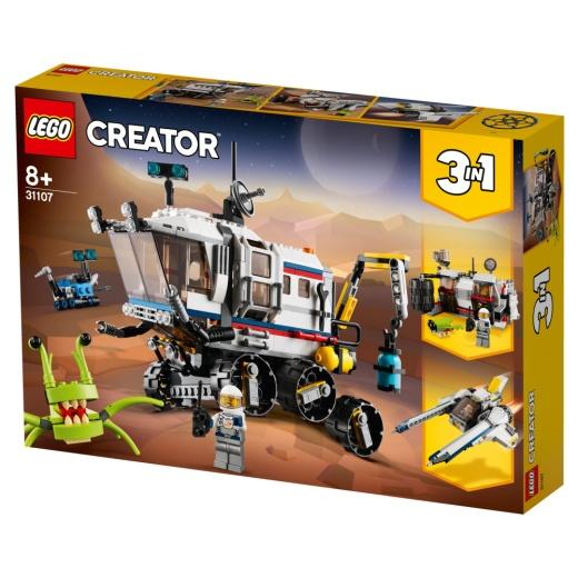 Lego Creator - Rymdutforskningsfordon