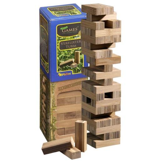 Tumbling Tower Bamboo