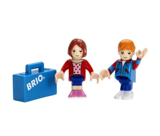Brio Trätåg - Tågpassagerare