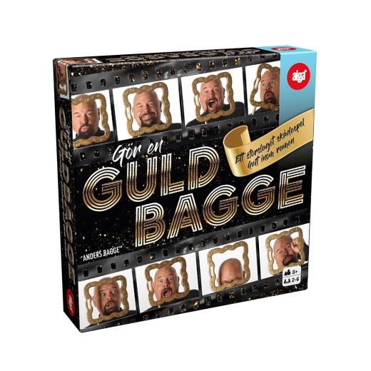 Gör en guldbagge med Anders Bagge